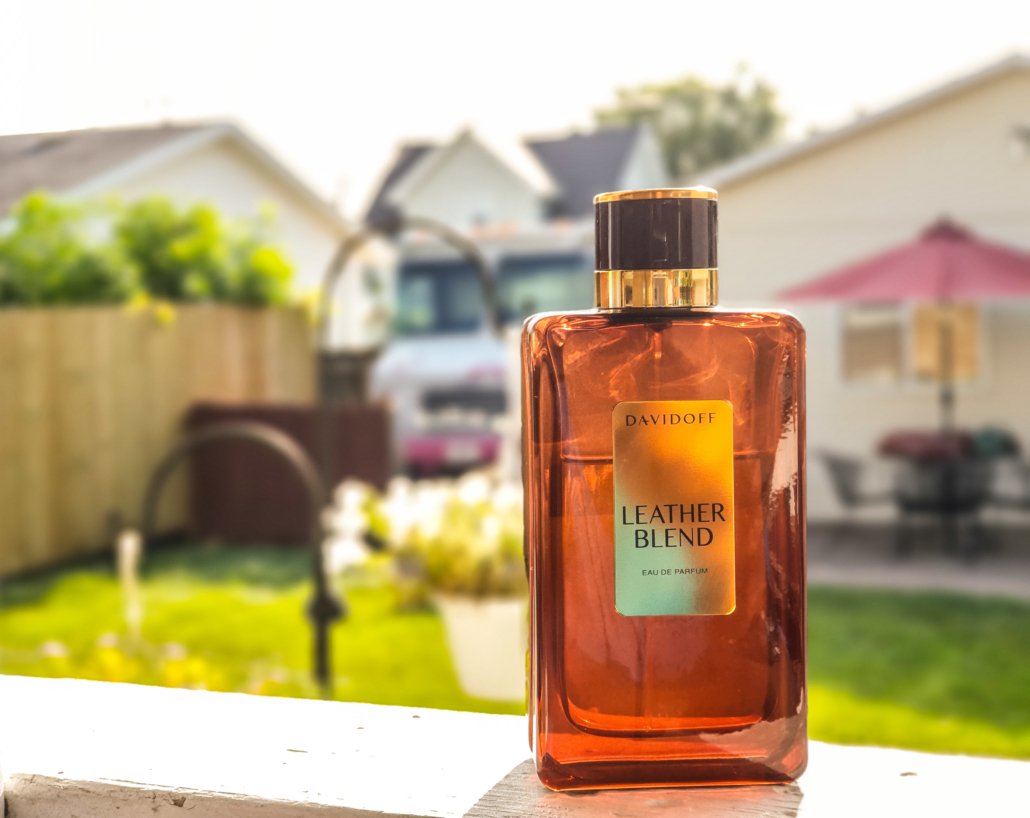 Davidoff Leather Blend Leather Lovers Rejoice Fragrances Reviewed